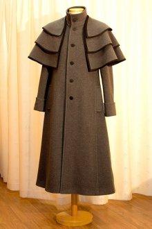Пальто мужское стилизованное