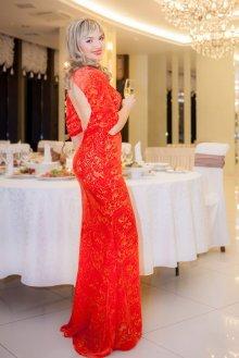 Вечернее платье 213