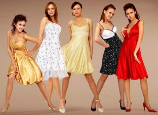 Платье на вфпускной бал